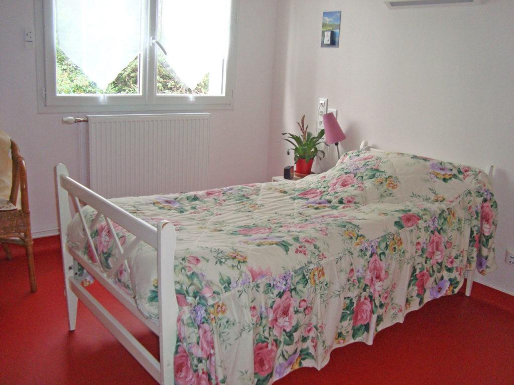 Aux Lauriers, les chambres sont coquettes et neutres pour une décoration personnalisable par les familles des résidents